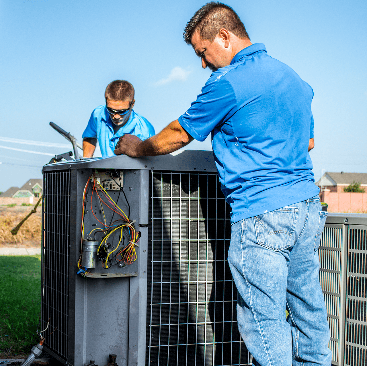 Lawson TX AC Unit Replacement in Forney Texas, Provide service to Rockwall Heath Sunnyvale Rowlett Crandall Garland