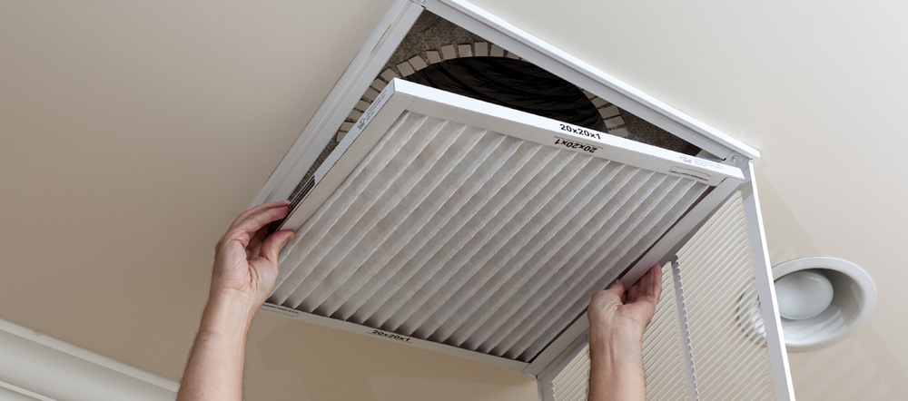 AC Filter Replacement Forney TX