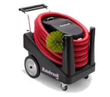 brush beast air duct cleaning machine